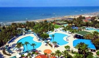 Antalya nach Side Transfer zu Hotels