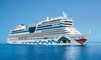 Port Akdeniz Kreuzfahrt Hafen Zubringer auch zum Hotel